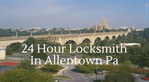 locksmith in allentown PA
