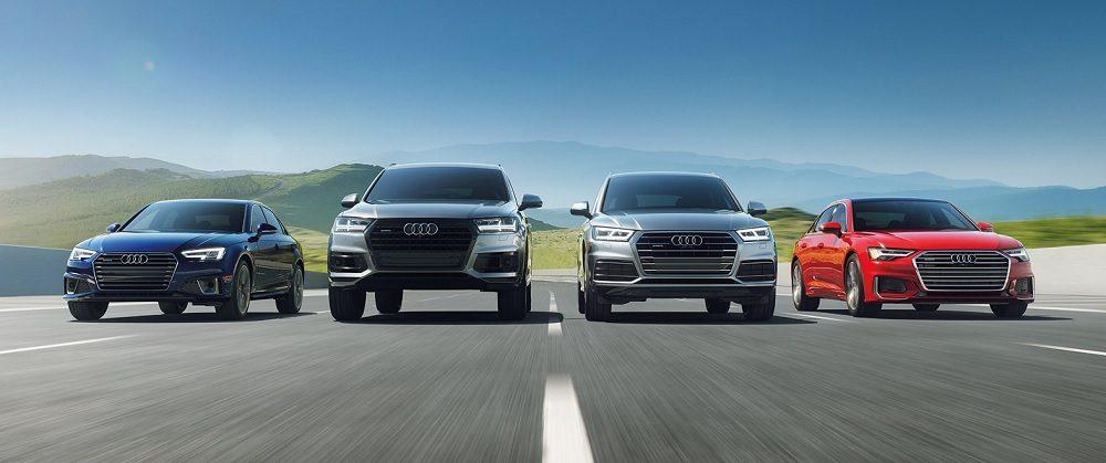 Audi Vehicles We Service