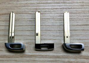 Hyundai Emergency Keys