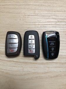 Hyundai Smart Keys