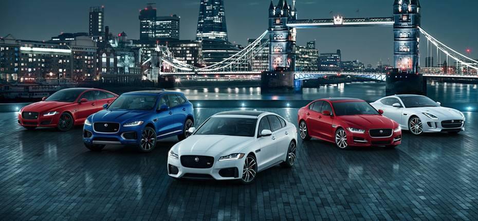 Jaguar-Lineup